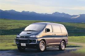 mitsubishi delica classic car review honest john