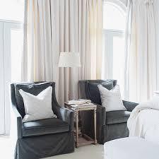 Velvet Wingback Chair Design Ideas Ivory Wingback Chairs Design Ideas