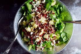 15 minute fresh fall salad the diy foodie