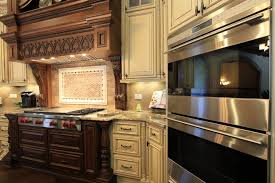 Luxury Traditional Kitchens - high end kitchens kitchen traditional with luxury wood shelves2