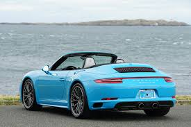 blue porsche 2017 2017 porsche 911 carrera 4s cabriolet for sale silver arrow cars ltd