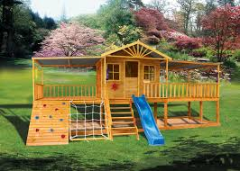 sandlewood the sandlewood elevated cubby house is every kid u0027s