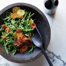 thanksgiving green bean recipes food wine