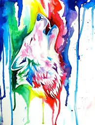 44 best tattoos images on pinterest watercolors animal
