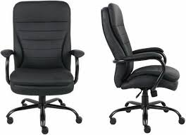 Boss CaressoftPlus Big and Tall Office Chair  B991