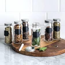 glass spice jars u2013 dawnwatson me