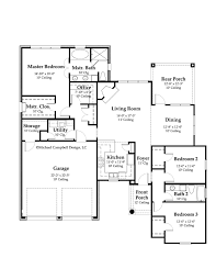 French Cottage Floor Plans French Country House Plans French Acadian House Plans Louisiana