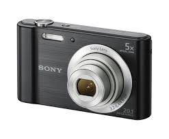 amazon com sony dscw800 b 20 1 mp digital camera black