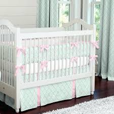Pink Cheetah Crib Bedding Decoration Pink Leopard Crib Bedding Set Size Of Nursery