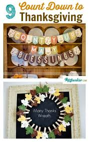 9 ways to count to thanksgiving monthly calendar tip junkie