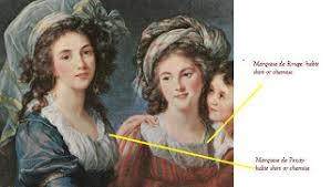 a frolic through time 1790s fashion a transition from the