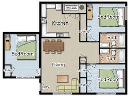 South Ridge Floor Plans Pines At Southridge Tahlequah Ok Apartment Finder