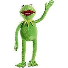 kermit the frog muppets sesame ebay