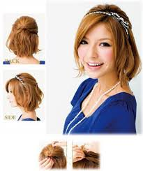 ideas about hairstyles for shoulder length hair step by step