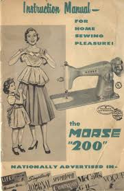 morse 200 sewing machine manual precision deluxe owners manual