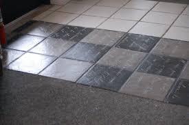 can you paint floor tiles in bathroom
