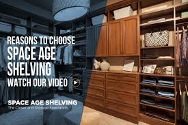 closet organizers u0026 storage burlington space age shelving