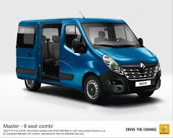 renault trafic 2016 uk new renault trafic and new renault master passenger prices