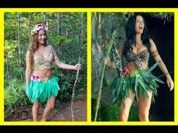 Hula Halloween Costume Katy Perry Roar Diy Halloween Costume 2013