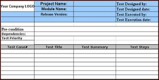 sample test case template with examples download u2014 software