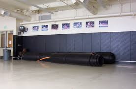 athletic facilities wrestling room san mateo high