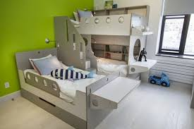 chambres garcons idée déco chambre la chambre enfant partagée