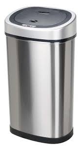 practical product review ninestar infrared kitchen trash can