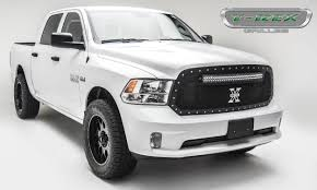 Dodge Ram Truck Grills - t rex dodge ram 1500 torch series led light grille main