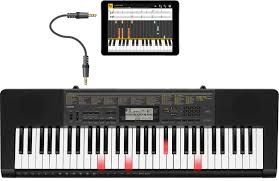 keyboard that lights up to teach you how to play casio releases a free music app that makes learning to play the