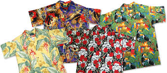 hawaiian shirts handmade by moondog shirt co tx