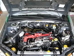 subaru impreza turbo engine subaru ej20 ej25 twin scroll efr t4 iwg turbo kit full race