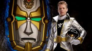 image gallery silver power rangers