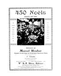 450 noëls rouher edouard marcel victor imslp petrucci music