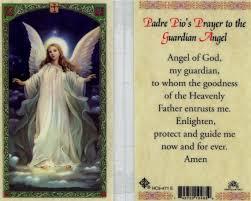catholic thanksgiving prayers top selling ebay prayer card padre pio u0027s prayer to the guardian