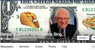 Meme Dating Site - bernie sanders dank memes singles is the weirdest dating site on