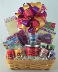 Flowers In Hanover Pa - candles and notes gift basket gifty baskets and flowers of