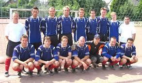 Verabschiedung von Trainer Volker Böcker - 35-1-mannschaft