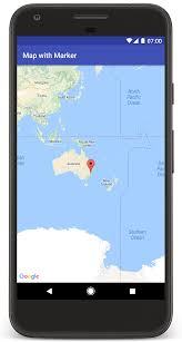 Maps Google Om Adding A Map With A Marker Google Maps Android Api Google
