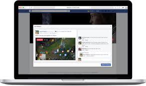 membuat video streaming dengan xp facebook live turns on desktop streaming for all wired uk