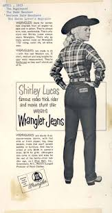 Wrangler Real Comfortable Jeans 1940 1950 Wrangler Australia