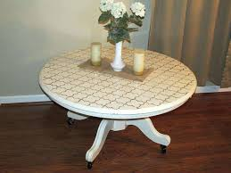 White Oval Coffee Table 20 Inspirations Of Oval White Coffee Tables