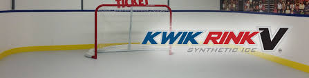 synthetic ice by kwikrink synthetic ice rinks hockey