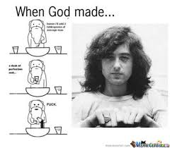 Meme Page - that s how jimmy page was made by recyclebin meme center