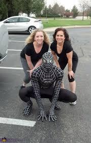black spiderman halloween costume photo 10 10