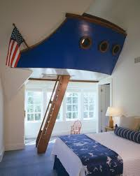 Pirate Ship Bed Frame 22 Of The Most Magical Bedroom Interiors For Kids
