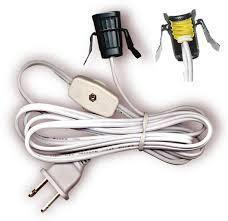 small light socket kit himalayan salt lamp cord sets salt ls national artcraft