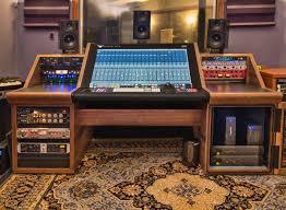 Studio Computer Desk by Custom Recording Studio Furniture Scs