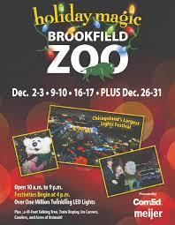 holiday magic festival of lights 2017 brookfield zoo s holiday magic chicago suburban family