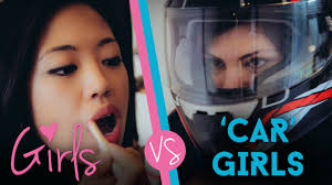 Em Makeup car vs makeup and shoe we em both but our cars