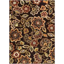 Chocolate Brown Area Rugs 8 X 10 Brown Area Rugs Rugs The Home Depot